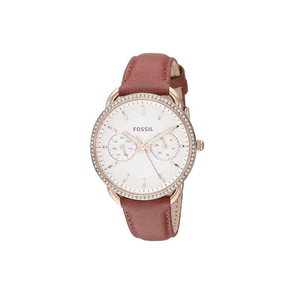 フォッシル Fossil レディース 腕時計【Tailor - ES4422】Brown