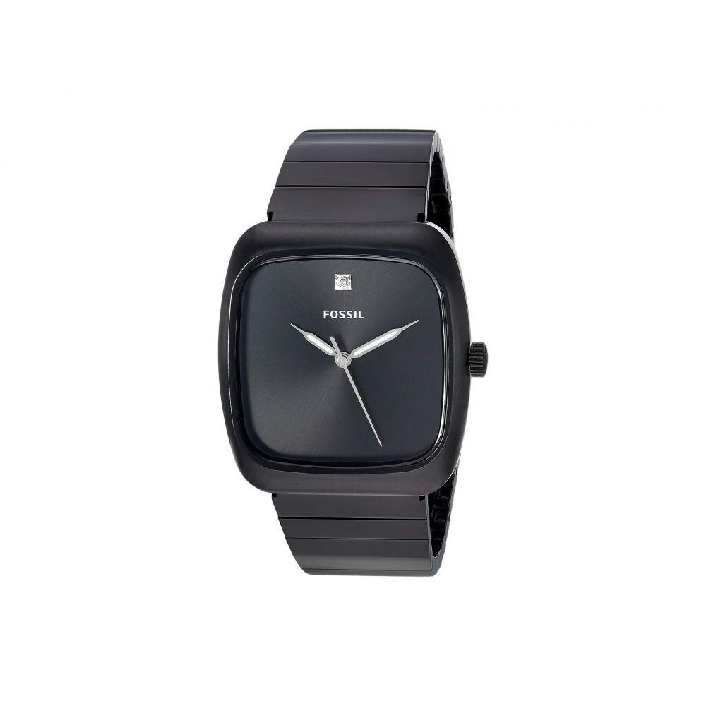 フォッシル Fossil メンズ 腕時計【Rutherford - FS5477】Black