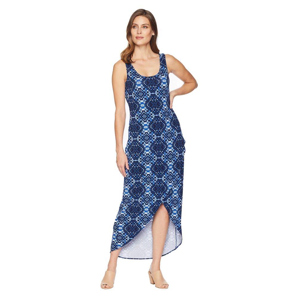 トミー バハマ Tommy Bahama レディース ワンピース・ドレス ワンピース【Indi-Coco Maxi Tank Dress】Ocean Deep