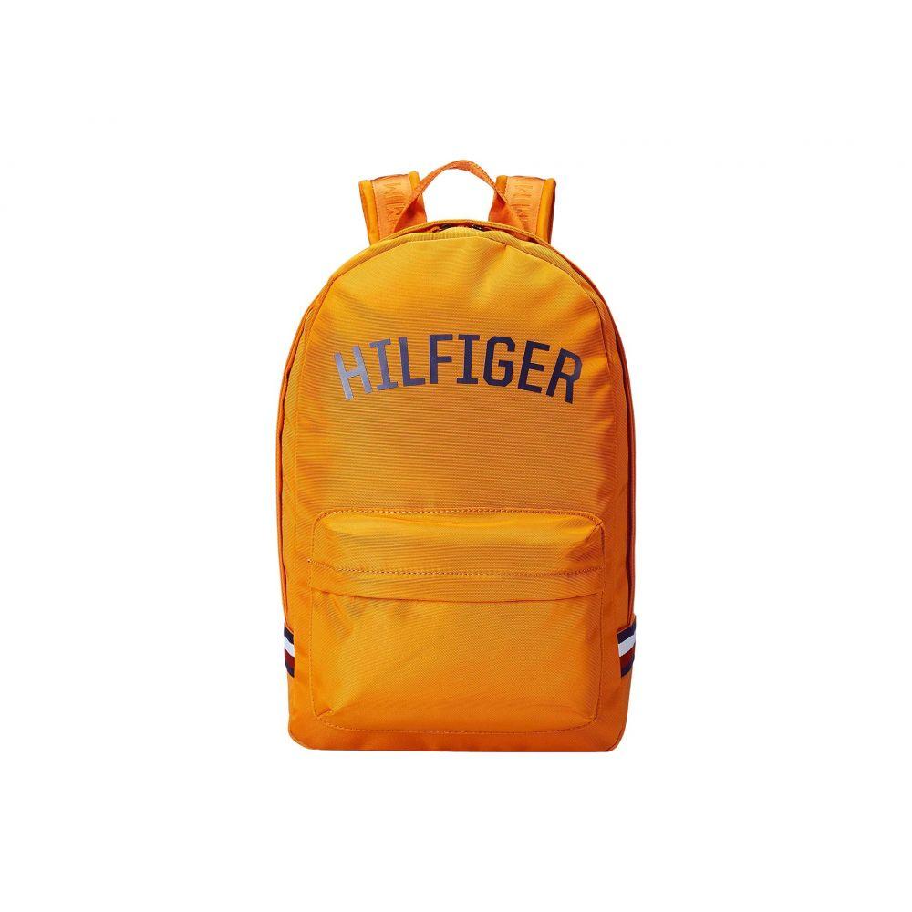 トミー ヒルフィガー Tommy Hilfiger メンズ バッグ バックパック・リュック【Zachary Cordura Nylon Backpack】Orange Pepper