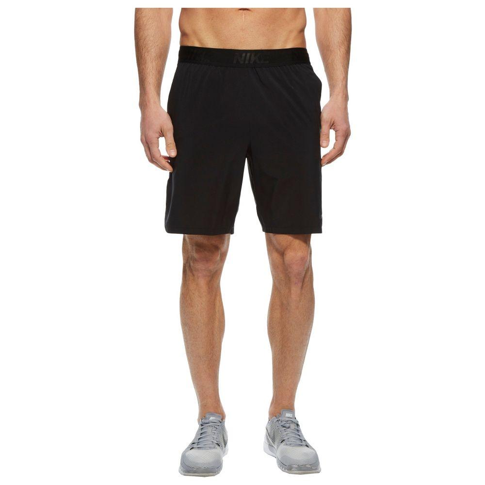 ナイキ Nike メンズ フィットネス・トレーニング ボトムス・パンツ【Flex Training Short】Black/Metallic Hematite