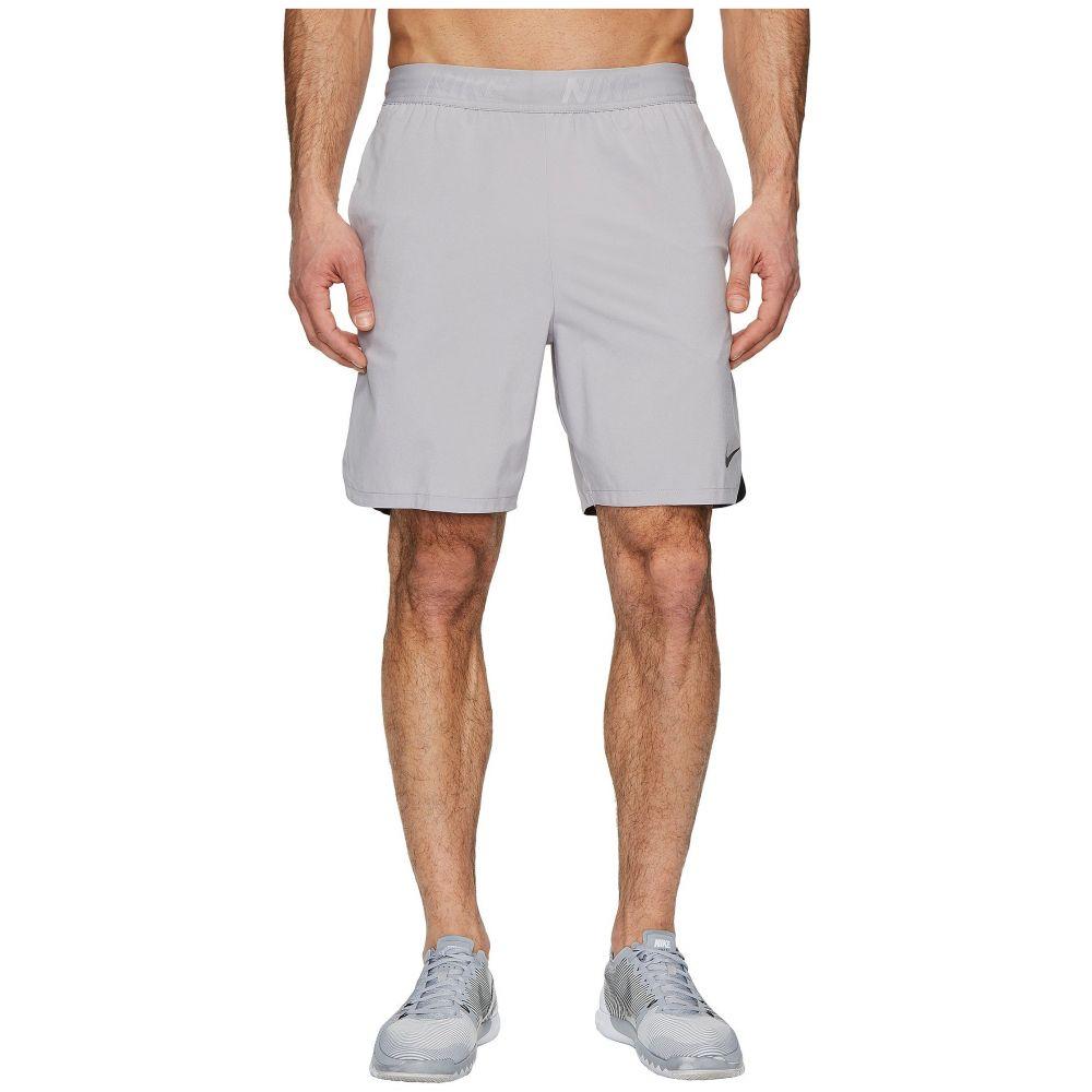 ナイキ Nike メンズ フィットネス・トレーニング ボトムス・パンツ【Flex Training Short】Atmosphere Grey/Black