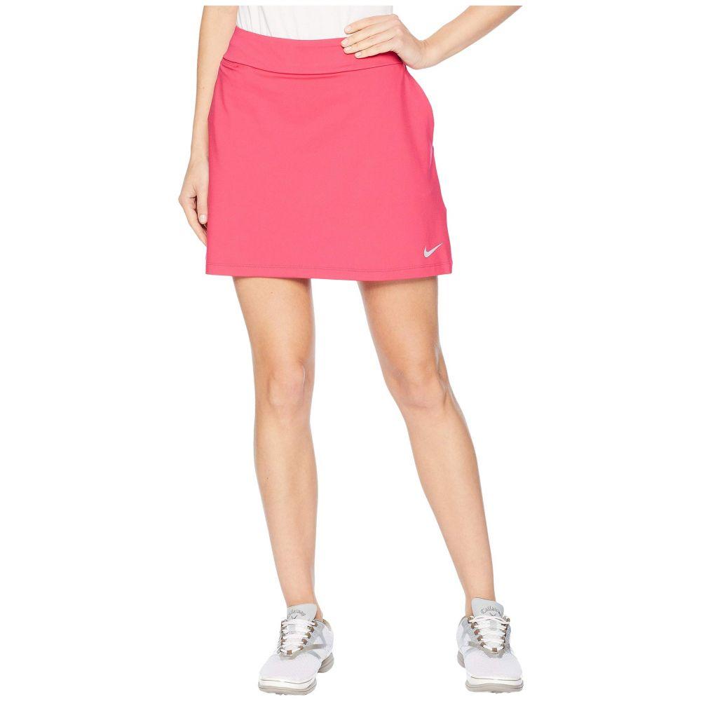 ナイキ Nike Golf レディース スカート ミニスカート【Dry Skort Knit 16.5】Rush Pink/Flint Silver