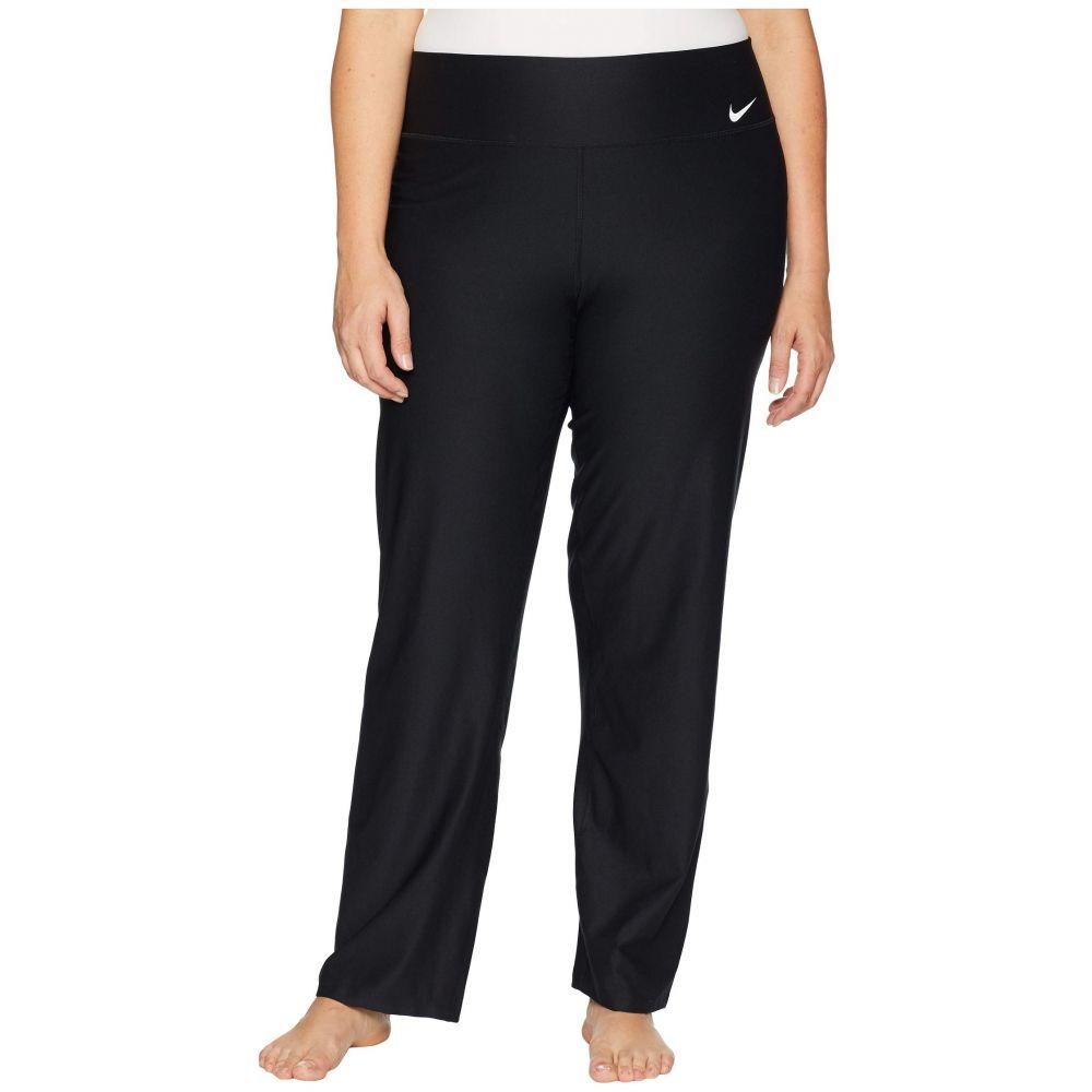 ナイキ Nike レディース ボトムス・パンツ【Classic Gym Power Pants (Size 1X-3X)】Black/White