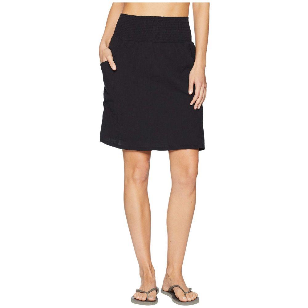 プラーナ Prana レディース スカート【Sugar Pine Skirt】Solid Black