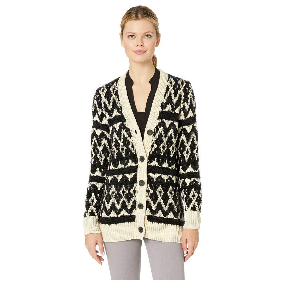 ラッキーブランド Lucky Brand レディース トップス カーディガン【Diamond Fair Isle Cardigan Sweater】Natural Multi