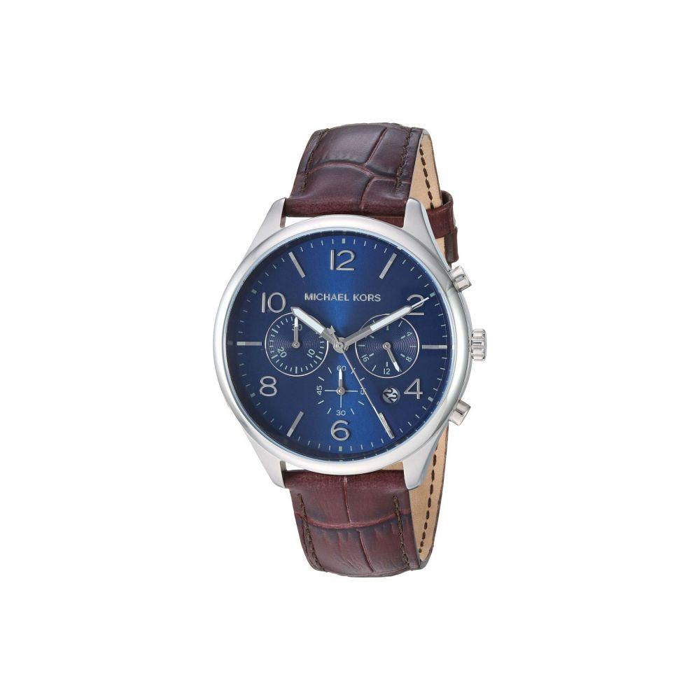 マイケル コース Michael Kors メンズ 腕時計【Merrick - MK8636】Brown