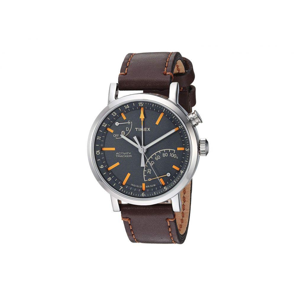 タイメックス Timex メンズ 腕時計【Style Elevated Classic Technology】Brown/Black