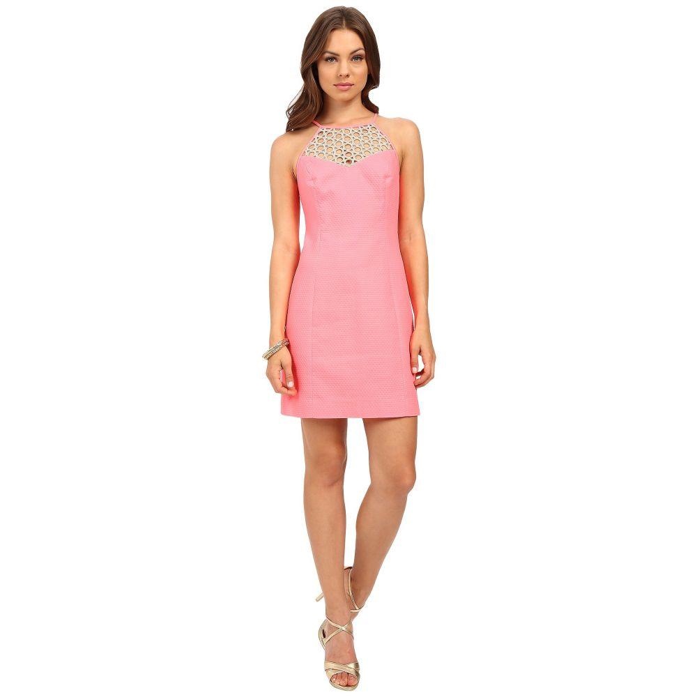 リリーピュリッツァー Lilly Pulitzer レディース ワンピース・ドレス ワンピース【Larina Shift Dress】Pink Sun Ray