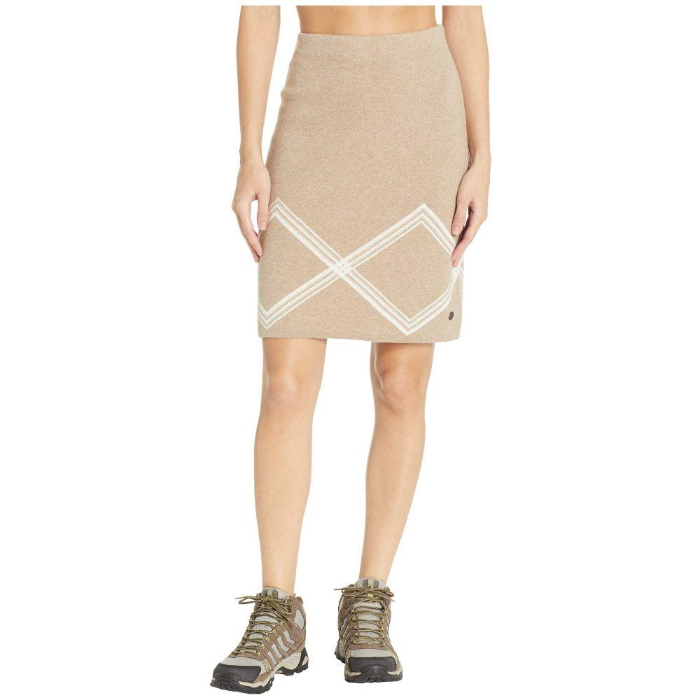ロイヤルロビンズ Royal Robbins レディース スカート【All Season Merino Skirt】Oatmeal