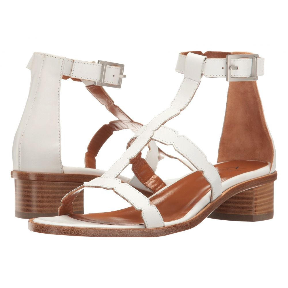 アクアタリア Aquatalia レディース シューズ・靴 サンダル・ミュール【Risa】White Calf