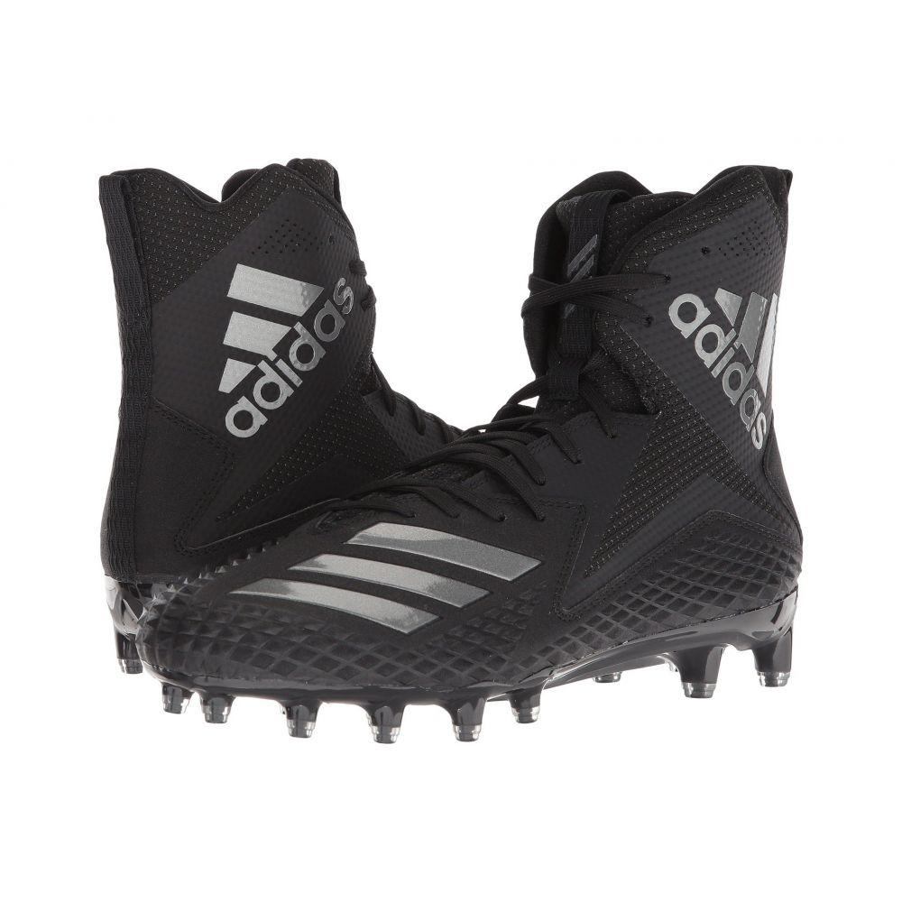 アディダス adidas メンズ アメリカンフットボール シューズ・靴【Freak x Carbon High】Core Black/Night Metallic F13/Core Black