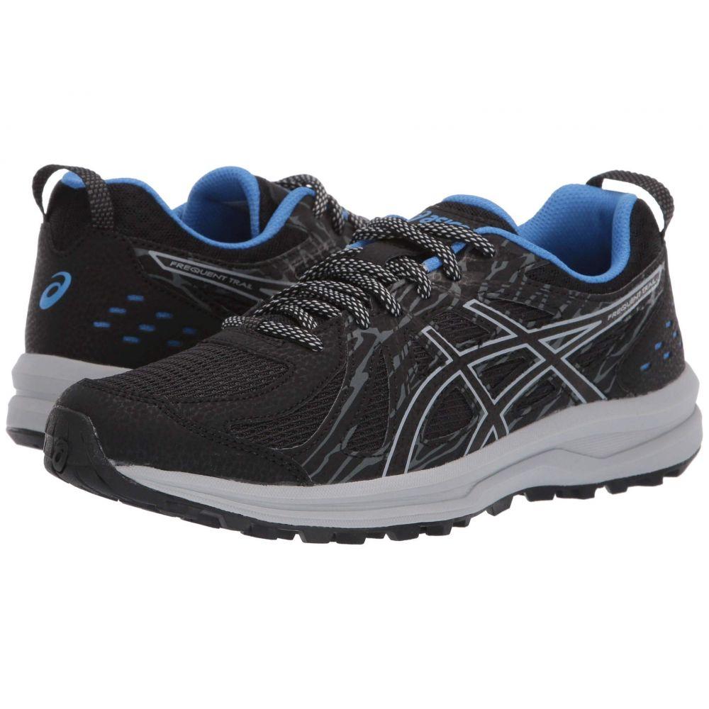 アシックス ASICS レディース ランニング・ウォーキング シューズ・靴【Frequent Trail】Black/Mid Grey