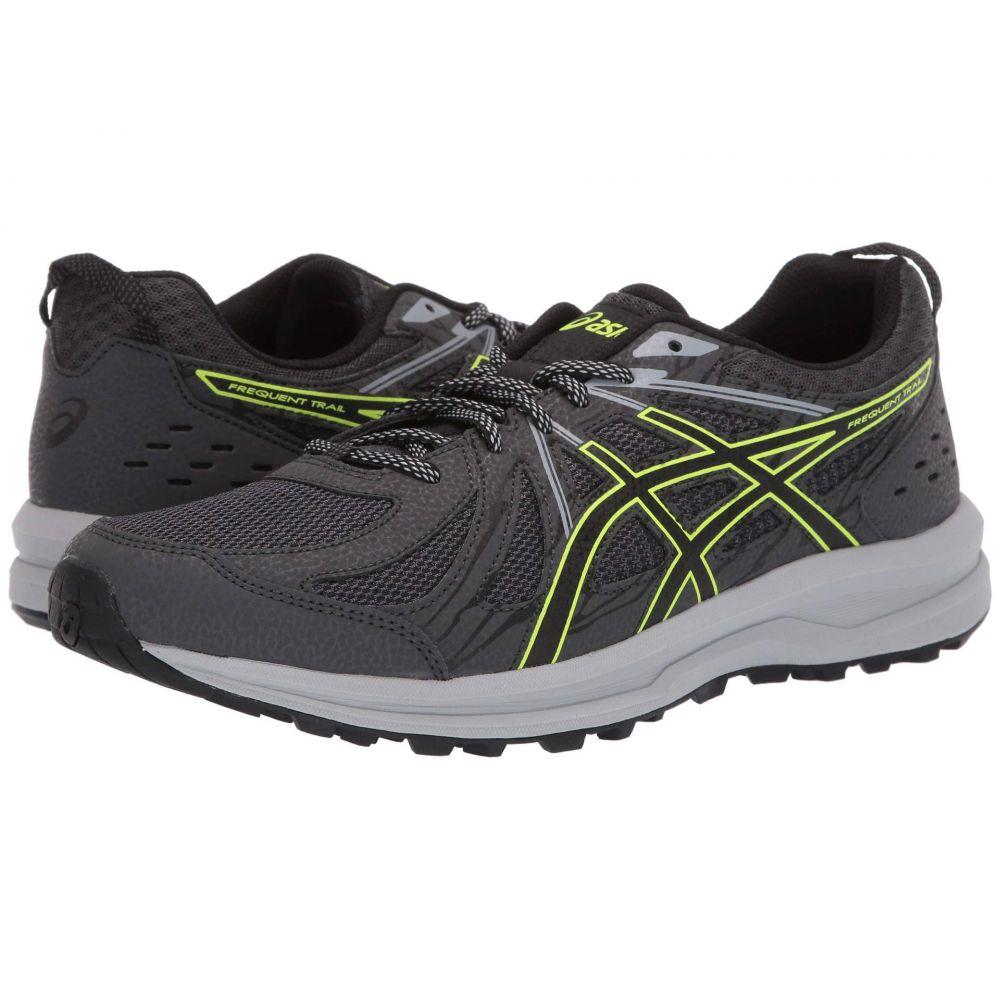 アシックス ASICS メンズ ランニング・ウォーキング シューズ・靴【Frequent Trail】Dark Grey/Black