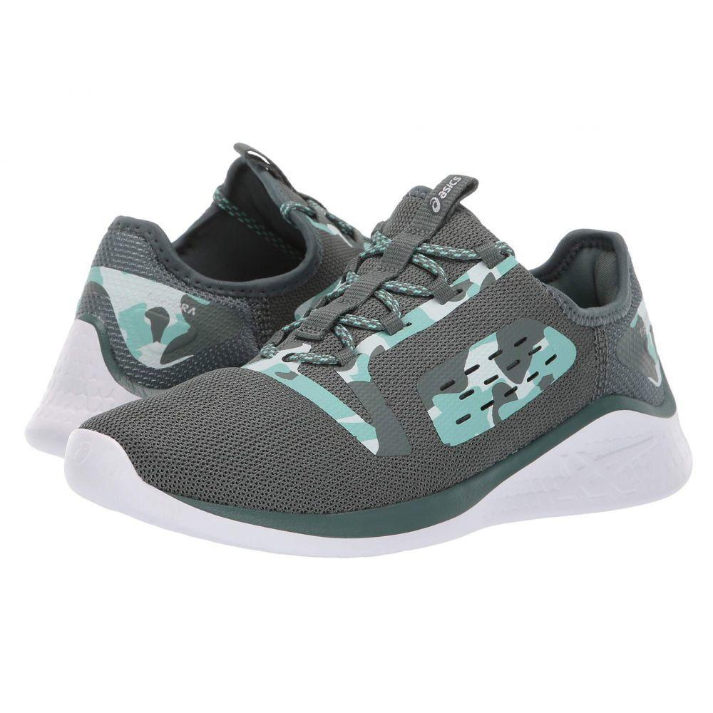 アシックス ASICS レディース ランニング・ウォーキング シューズ・靴【fuzeTORA】Dark Forest/Opal Green/Silver