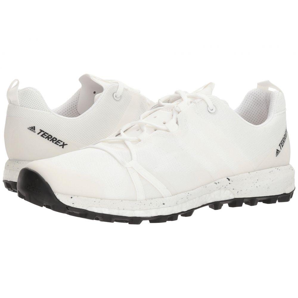 アディダス adidas Outdoor メンズ ランニング・ウォーキング シューズ・靴【Terrex Agravic】Non-Dyed/White/Black
