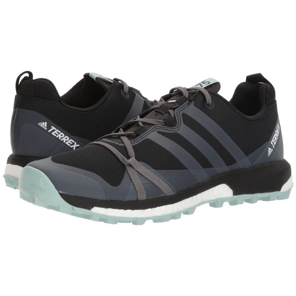 アディダス adidas Outdoor レディース ランニング・ウォーキング シューズ・靴【Terrex Agravic】Black/Grey Three/Ash Green