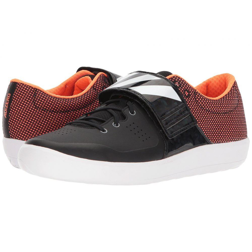 アディダス adidas Running レディース ランニング・ウォーキング シューズ・靴【adiZero Shotput】Core Black/Footwear White/Orange