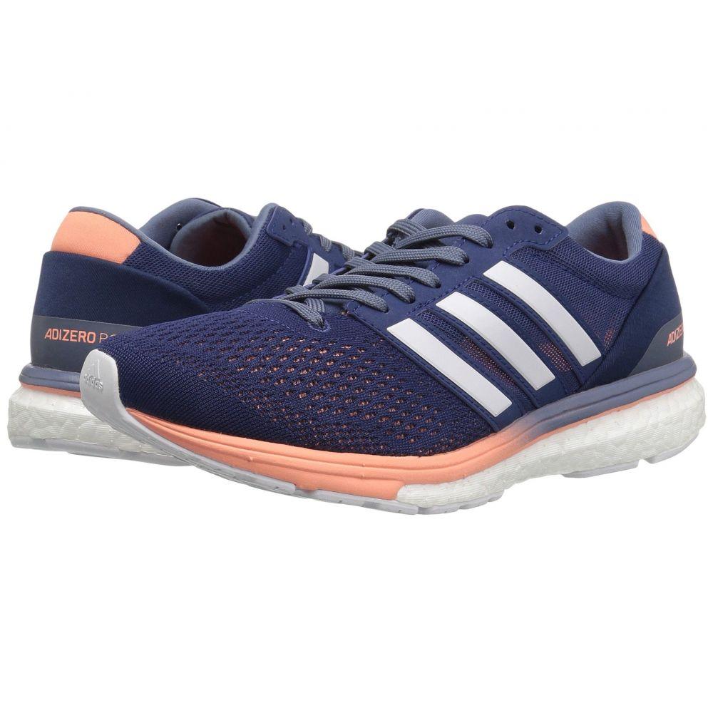 アディダス adidas Running レディース ランニング・ウォーキング シューズ・靴【adiZero Boston 6】Noble Indigo/Footwear White/Raw Steel