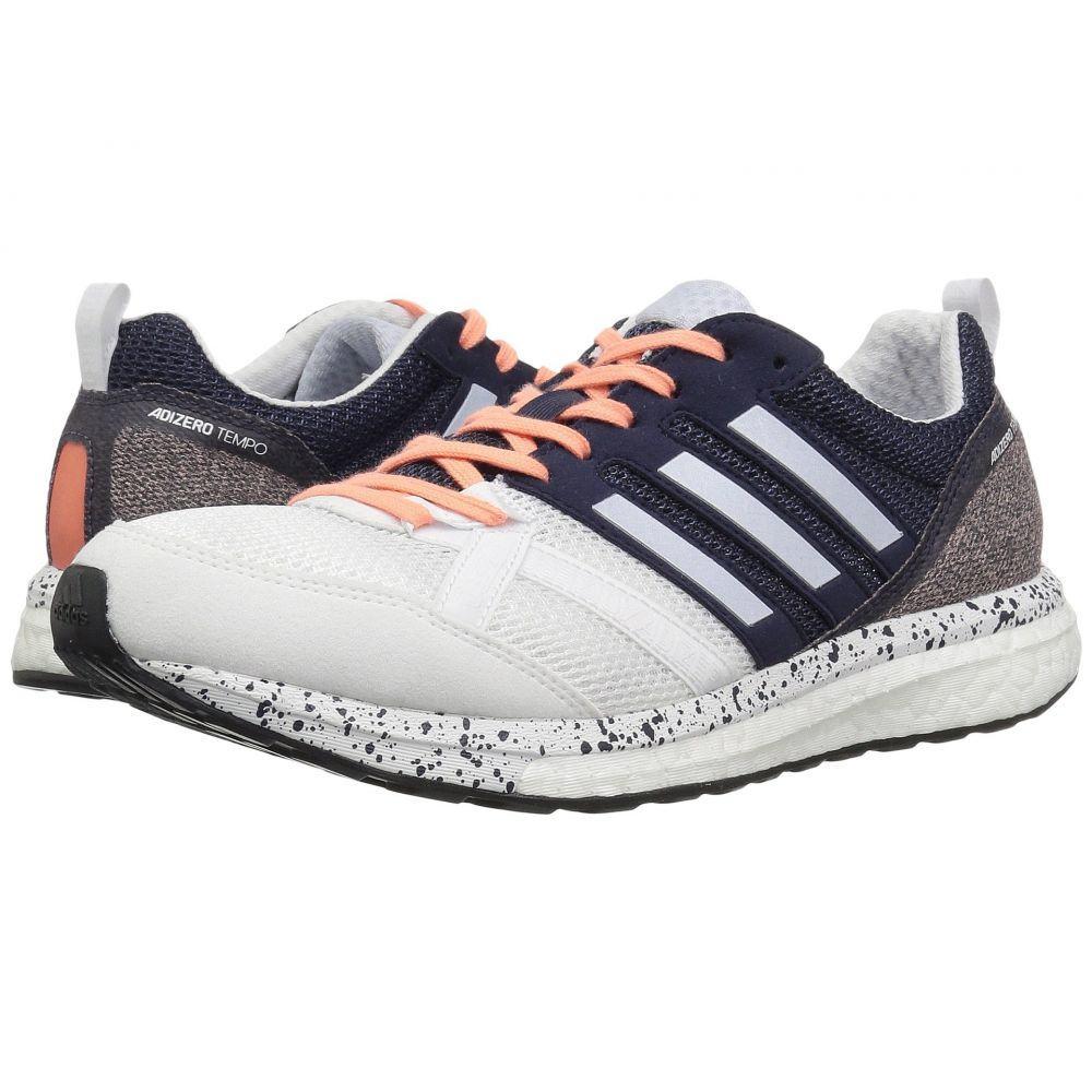 アディダス adidas Running レディース ランニング・ウォーキング シューズ・靴【adiZero Tempo 9】Footwear White/Aero Blue/Core Black