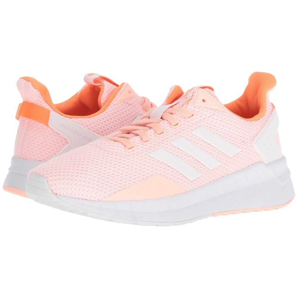 アディダス adidas Running レディース ランニング・ウォーキング シューズ・靴【Questar Ride】Haze Coral/Footwear White/Hi-Res Orange