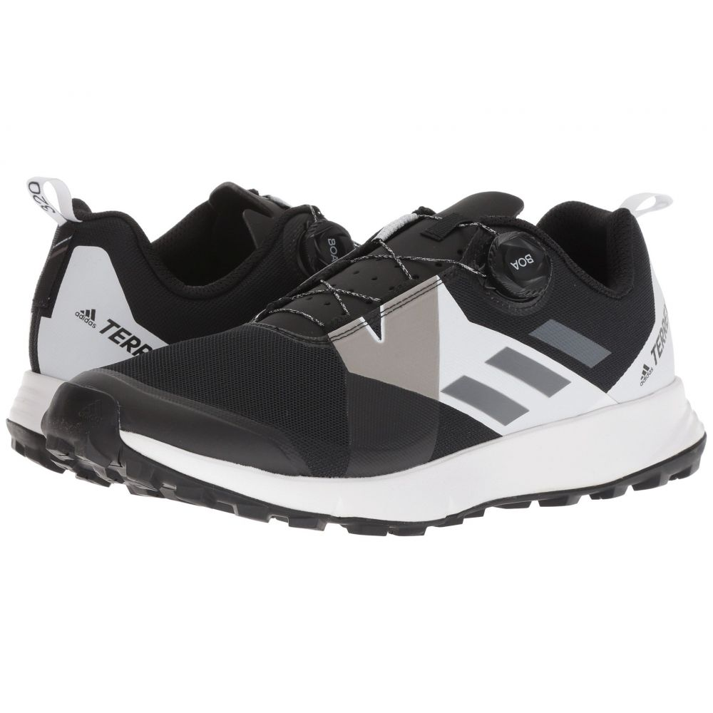 アディダス adidas Outdoor メンズ ランニング・ウォーキング シューズ・靴【Terrex Two BOA】Black/Translucent/White
