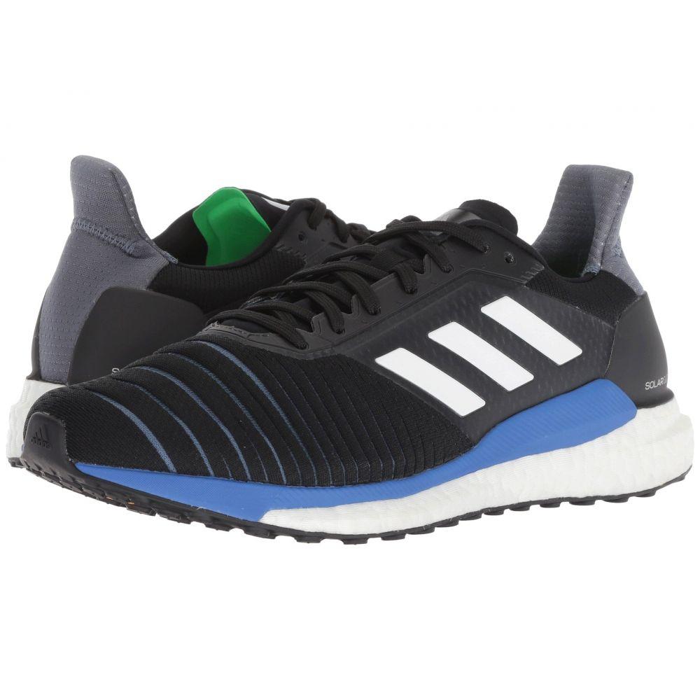アディダス adidas Running メンズ ランニング・ウォーキング シューズ・靴【Solar Glide】Black/White/Shock Lime