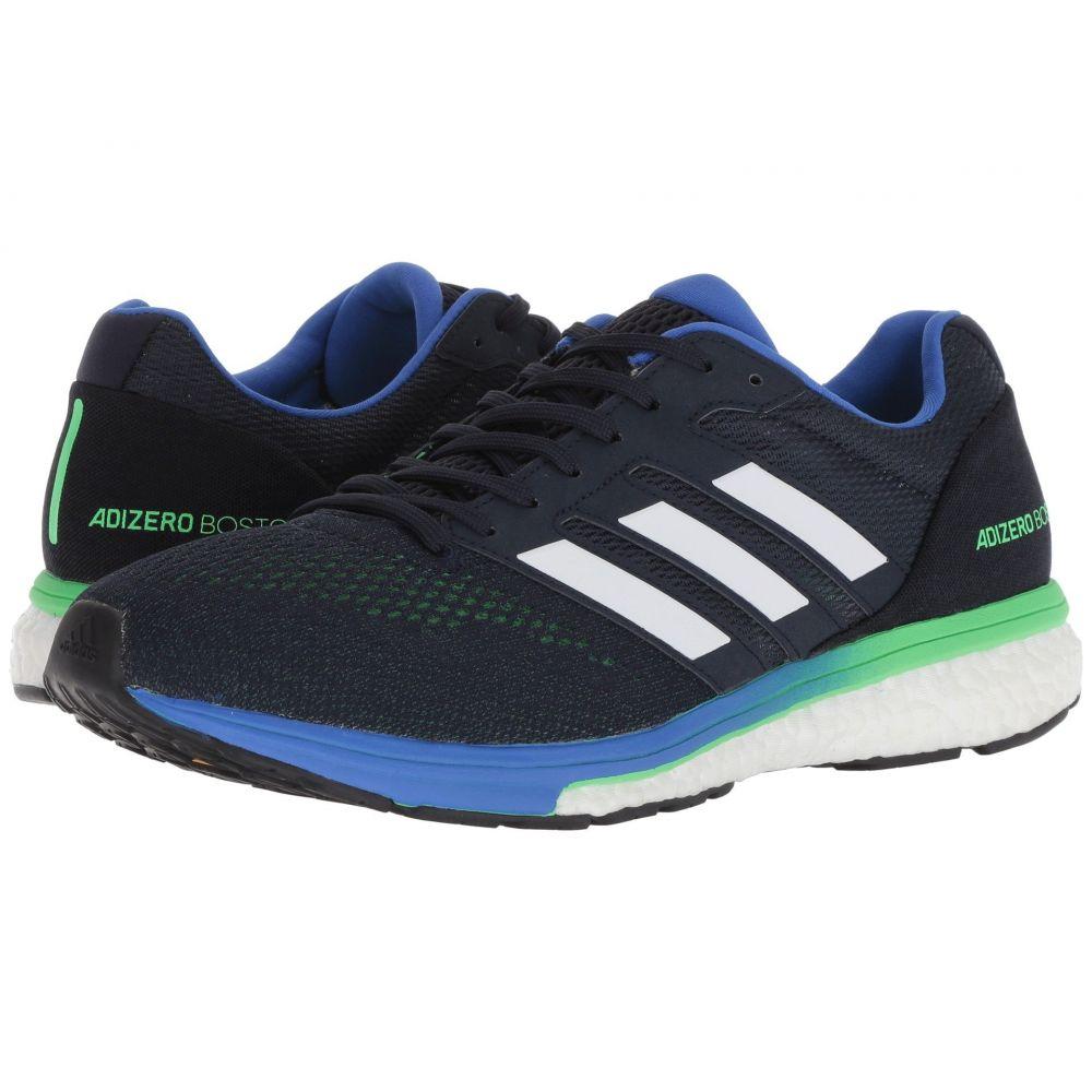 アディダス adidas Running メンズ ランニング・ウォーキング シューズ・靴【adiZero Boston 7】Legend Ink/Shock Lime/Hi-Res Blue