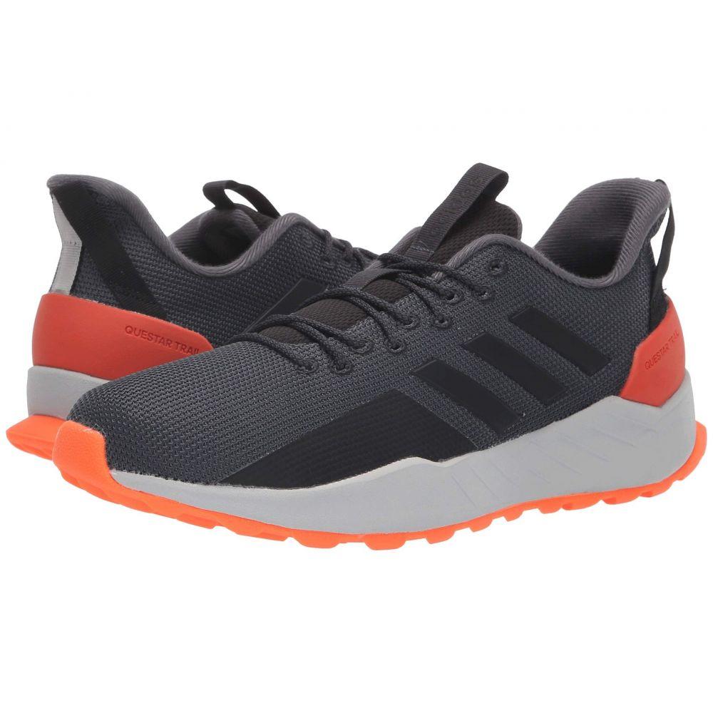 アディダス adidas Running メンズ ランニング・ウォーキング シューズ・靴【Questar Trail】Carbon/Black/Grey Five