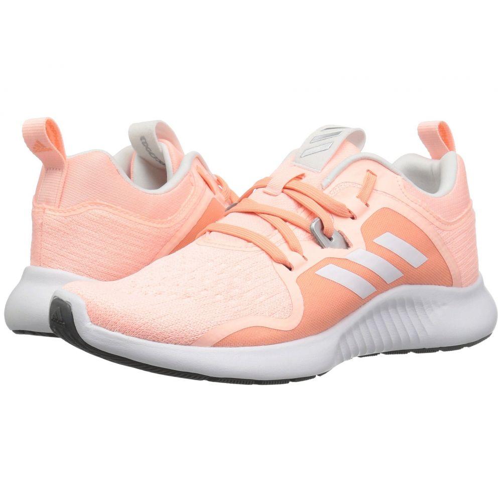 アディダス adidas Running レディース ランニング・ウォーキング シューズ・靴【Edgebounce】Clear Orange/White/Copper Metallic
