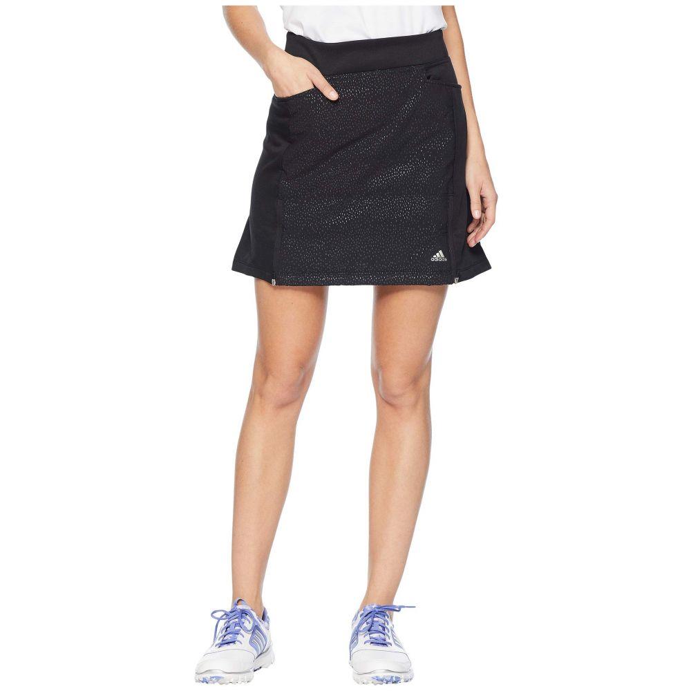 アディダス adidas Golf レディース スカート ミニスカート【Quilted Skort】Black
