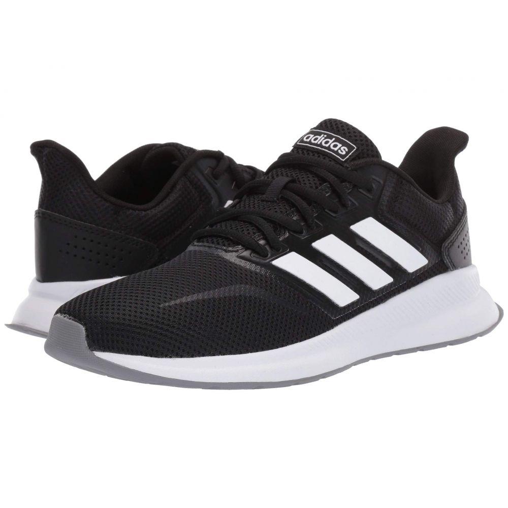 アディダス adidas レディース ランニング・ウォーキング シューズ・靴【Falcon】Core Black/Footwear White/Grey Three F17