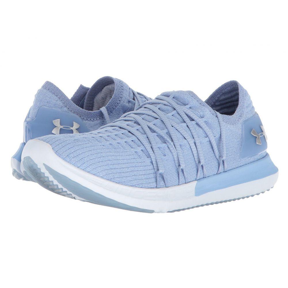 アンダーアーマー Under Armour レディース ランニング・ウォーキング シューズ・靴【UA Speedform Slingshot 2】Chambray Blue/Oxford Blue/Metallic Silver