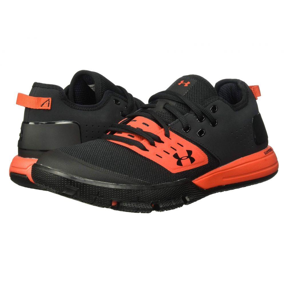アンダーアーマー Under Armour メンズ ランニング・ウォーキング シューズ・靴【UA Charged Ultimate 3.0】Black/Radio Red/Black