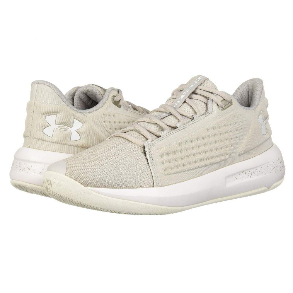 アンダーアーマー Under Armour メンズ バスケットボール シューズ・靴【UA Torch Low】Ghost Gray/White/White