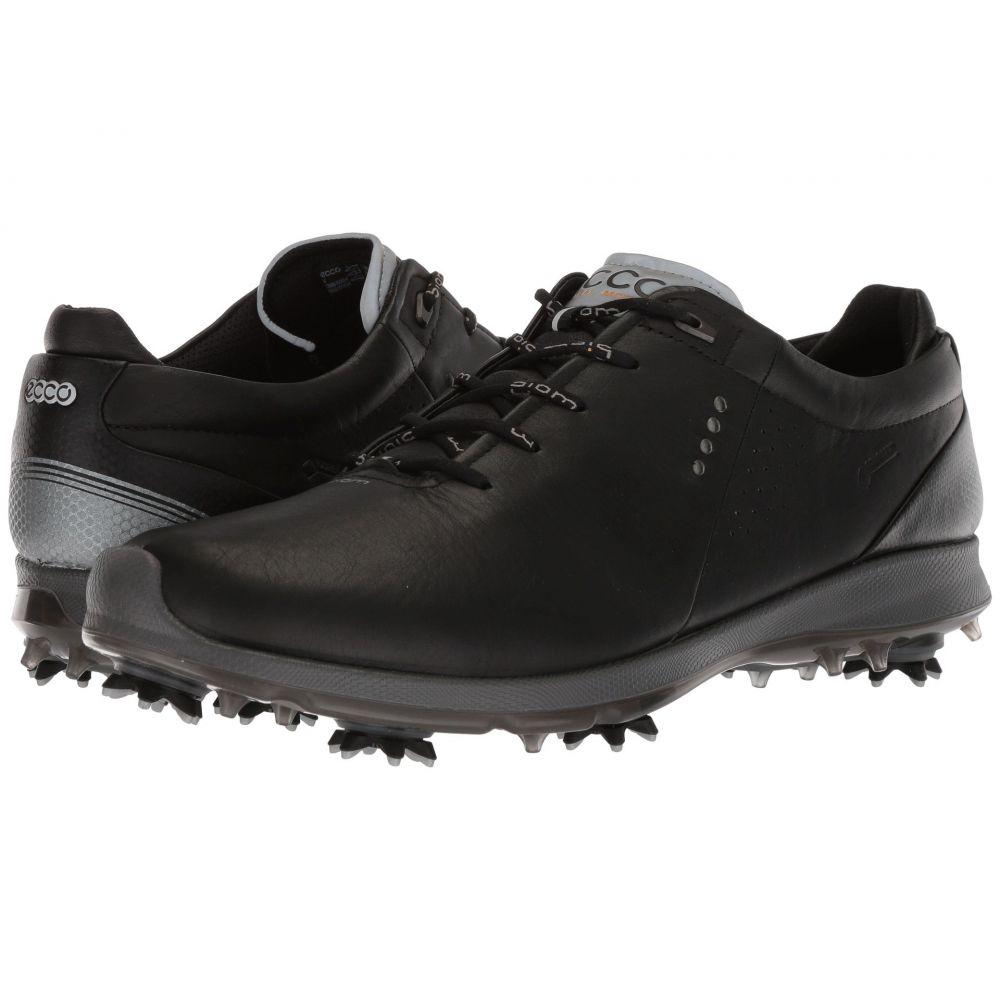 エコー ECCO Golf メンズ ゴルフ シューズ・靴【Biom G 2 Free GTX】Black/Black Transparent