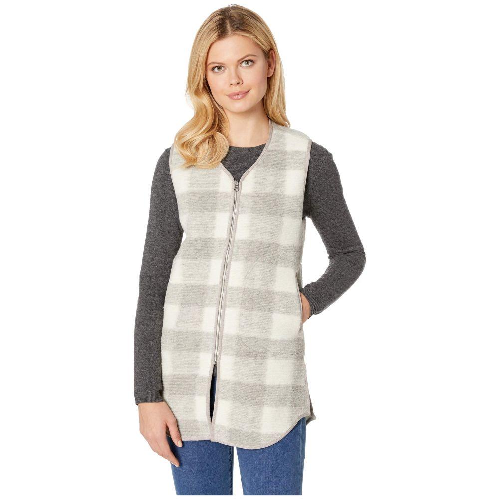 ウールリッチ Woolrich レディース トップス ベスト・ジレ【Chilly Days Long Vest】Gray Heather