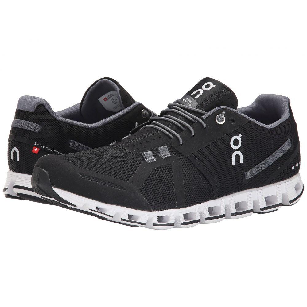 オン On メンズ ランニング・ウォーキング シューズ・靴【Cloud】Black/White