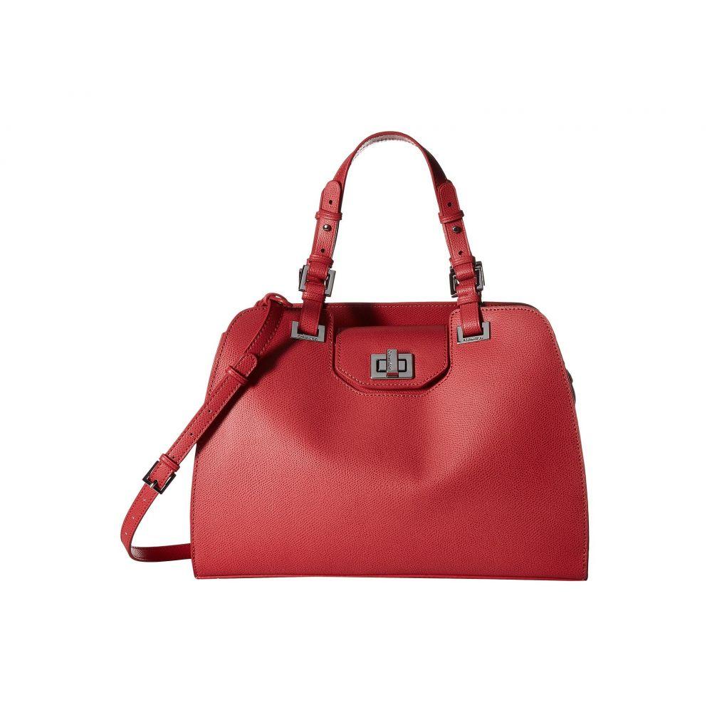 カルバンクライン Calvin Klein レディース バッグ ハンドバッグ【Clementine Mercury Satchel】Rose Quartz