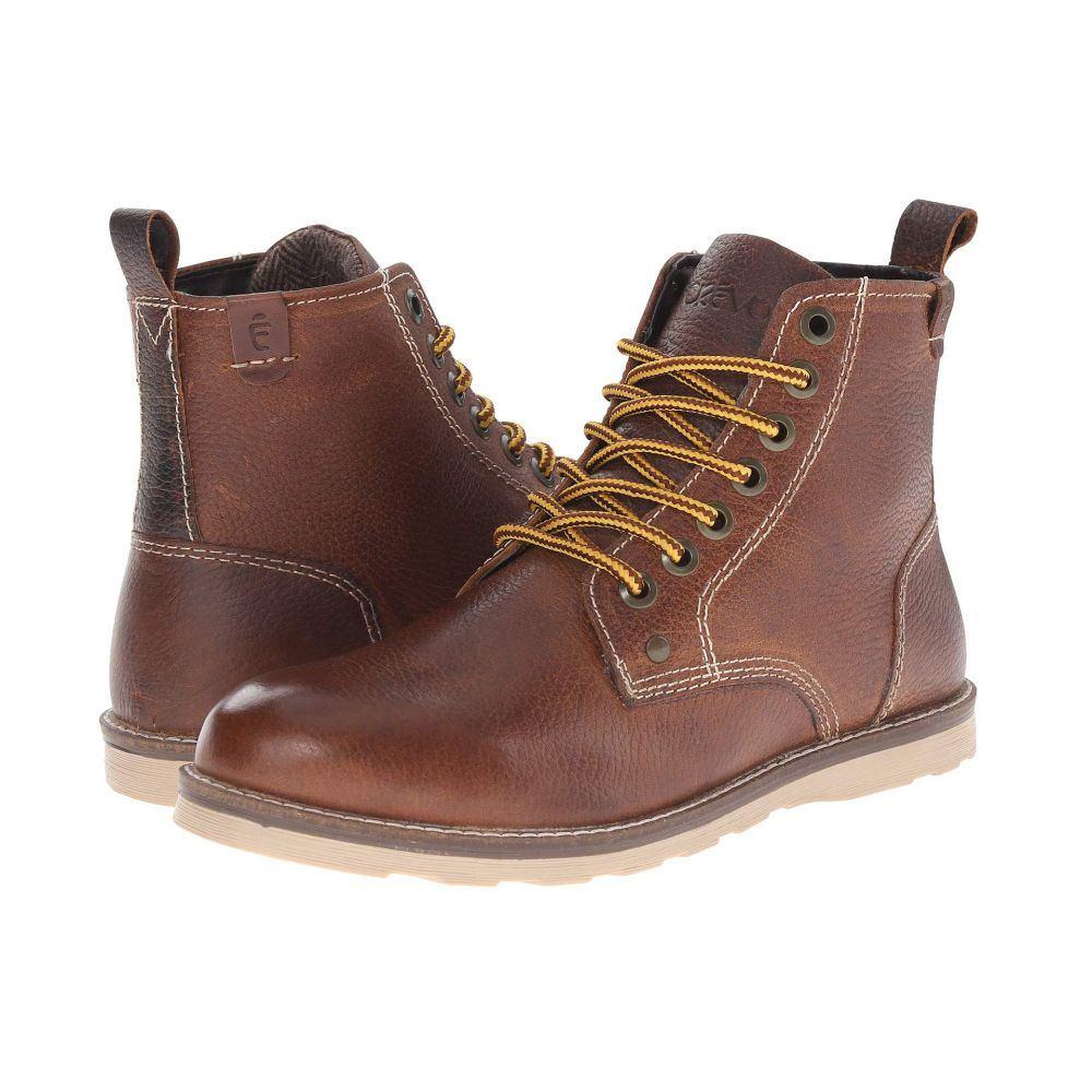 クレボ Crevo メンズ シューズ・靴 ブーツ【Ranger】Caramel Leather