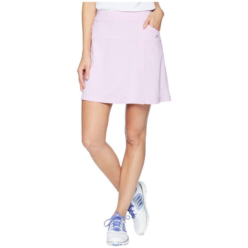 アディダス adidas Golf レディース スカート ミニスカート【ClimaCool Skort】Clear Lilac