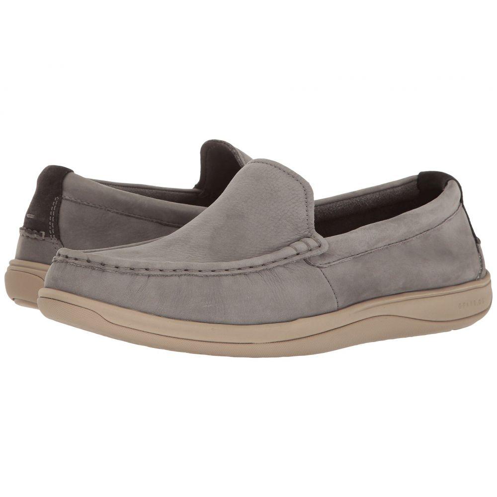コールハーン Cole Haan メンズ シューズ・靴 スリッポン・フラット【Boothbay Slip-On Loafer】Ironstone Nubuck