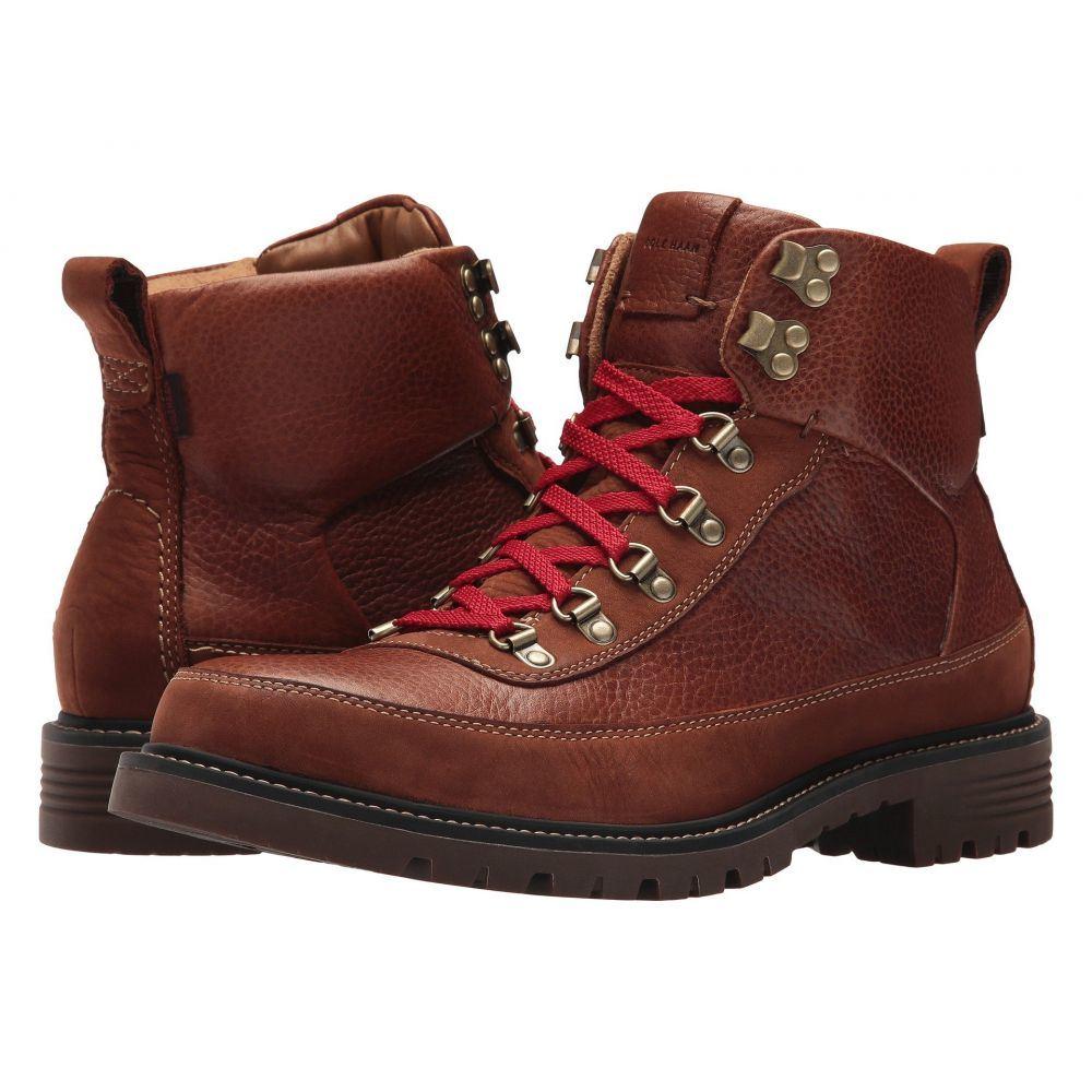 コールハーン Cole Haan メンズ ハイキング・登山 シューズ・靴【Keatn Hiker WP II】Woodbury/Dark Roast
