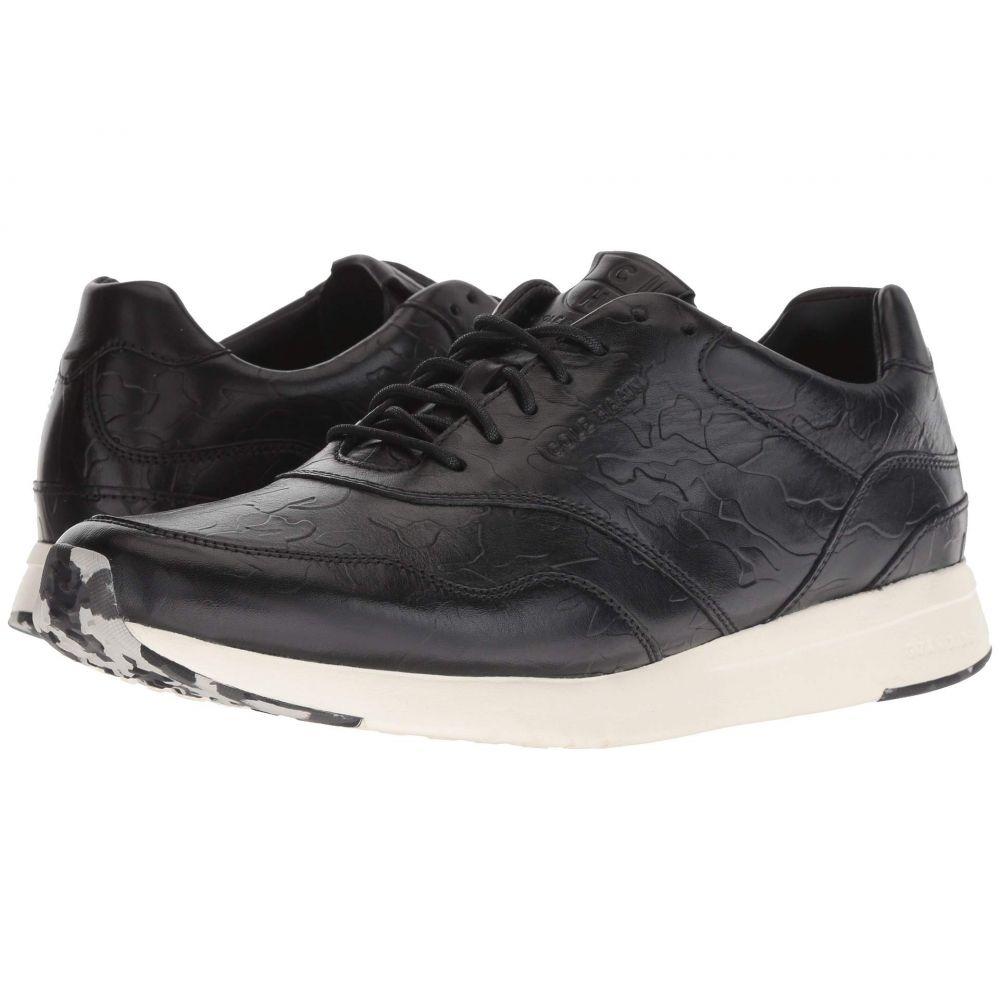 コールハーン Cole Haan メンズ ランニング・ウォーキング シューズ・靴【Grandpro Running Sneaker】Black/Black Camo Embossed
