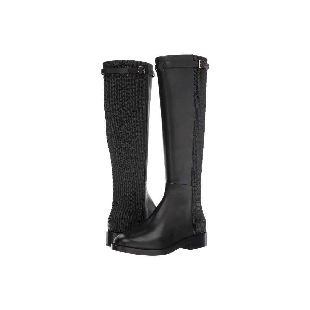 コールハーン Cole Haan レディース シューズ・靴 ブーツ【Lexi Grand Stretch Strap Boot】Black Leather