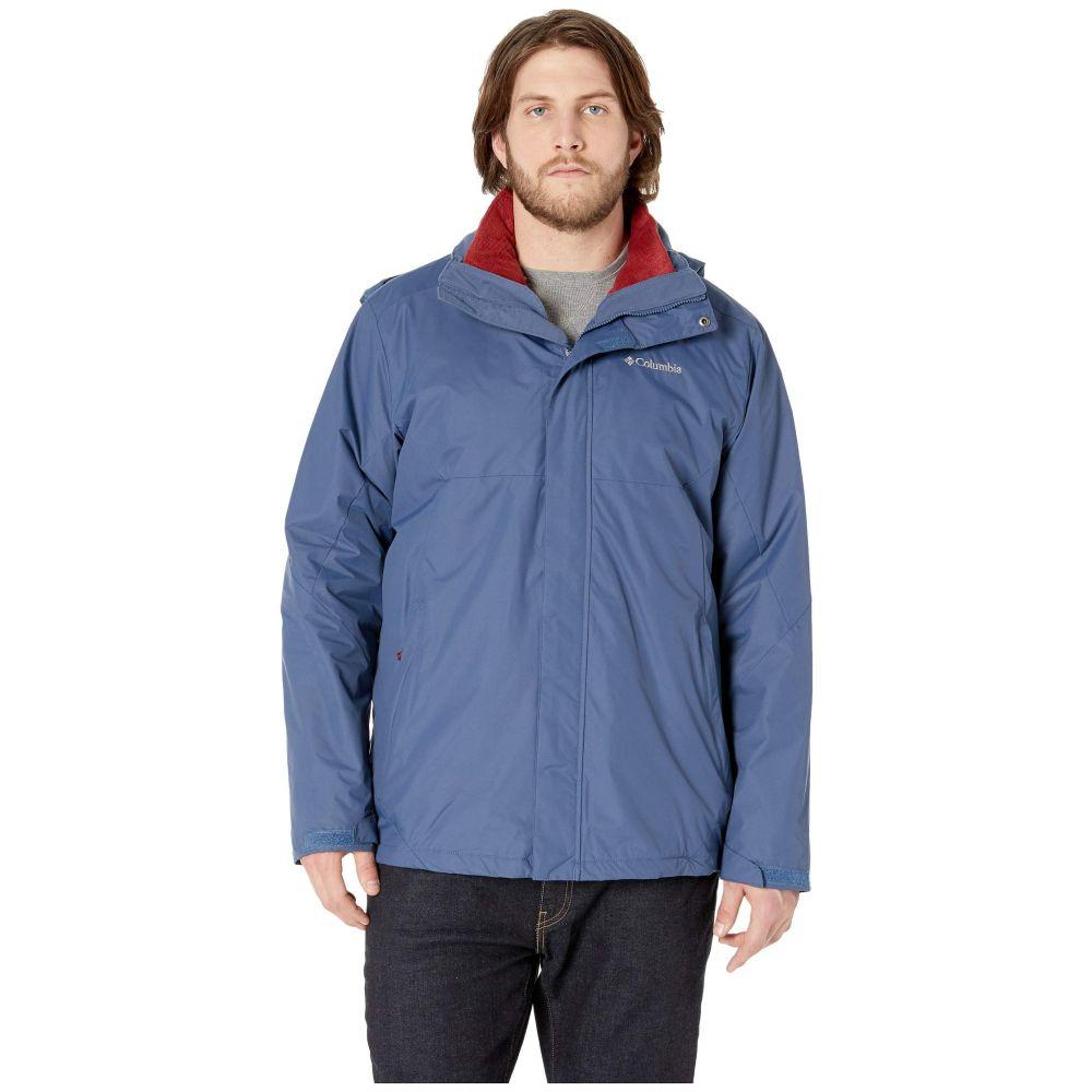 コロンビア Tall & Columbia メンズ Jacket】Dark スキー・スノーボード アウター【Big & Tall Eager Air Interchange Jacket】Dark Mountain, frames:300367d4 --- sunward.msk.ru