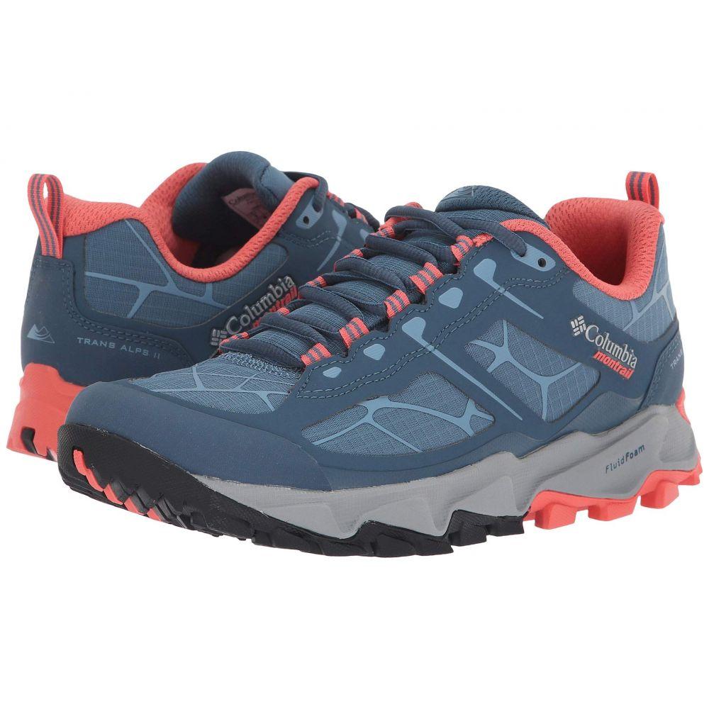 コロンビア Columbia レディース ランニング・ウォーキング シューズ・靴【Trans Alps II】Steel/Melonade