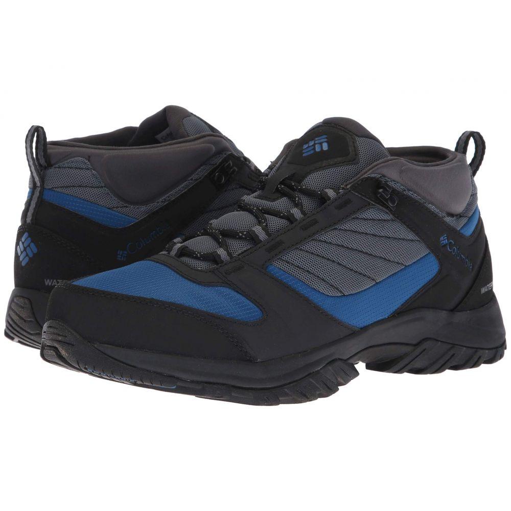 世界の コロンビア コロンビア メンズ Columbia メンズ ハイキング・登山 シューズ・靴【Terrebone Columbia II Sport Omni-Tech】Graphite/Lux, イチハサマチョウ:4aaf6767 --- canoncity.azurewebsites.net