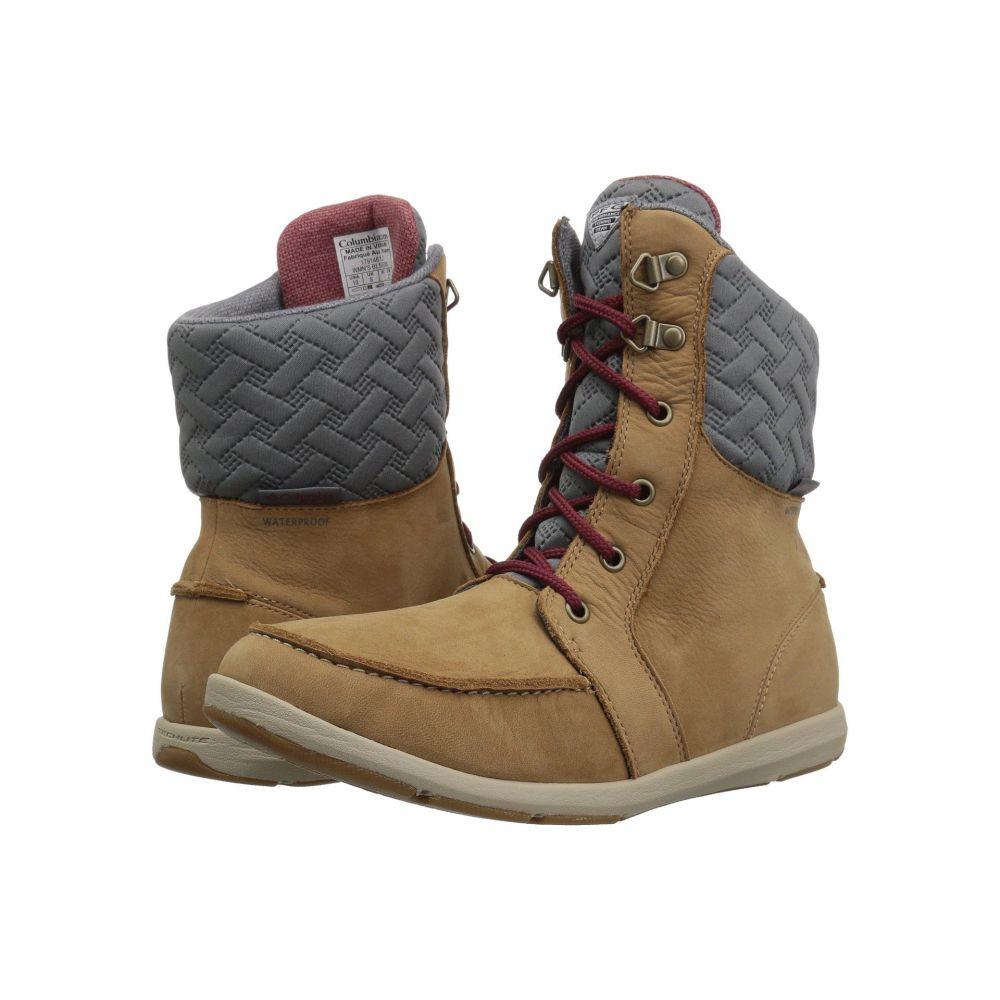 コロンビア Columbia レディース ハイキング・登山 シューズ・靴【Bahama Boot PFG】Elk/Marsala Red