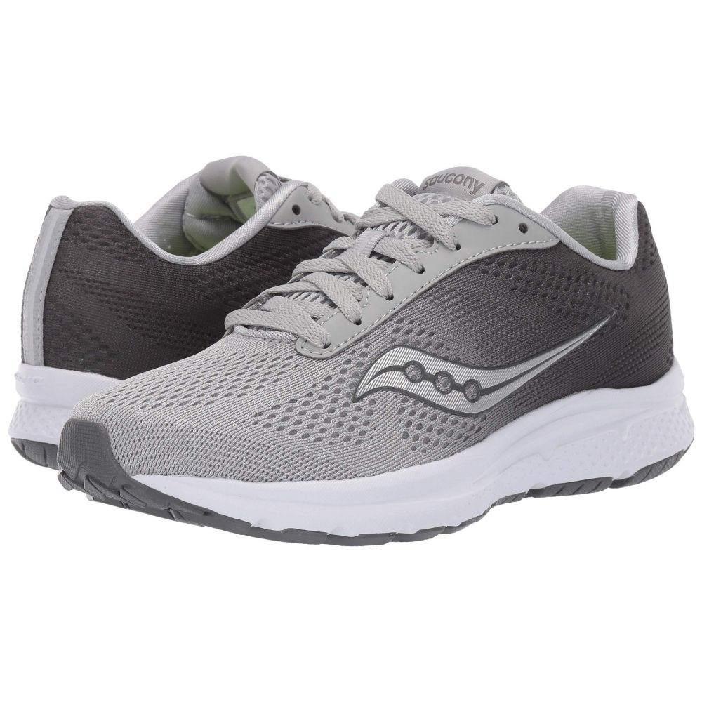 サッカニー Saucony レディース ランニング・ウォーキング シューズ・靴【Nova】Charcoal/Light Grey